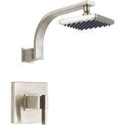 Click here to see Danze D500544BN Danze D500544BN One Handle Shower Trim Brushed Nickel