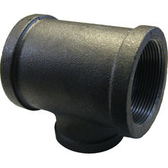 Click here to see Commodity  Matco-Norca ZMBT08 2-Inch Black Iron Tee