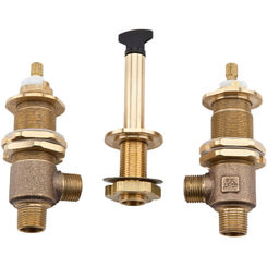 Click here to see Pfister 0X6-150R Pfister 0X6-150R Adjustable Roman Tub Rough In Valve