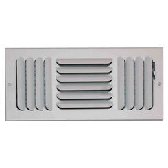 Click here to see Shoemaker 203-0-12X4 Shoemaker 203-0-12X4 3-Way Ceiling Diffuser