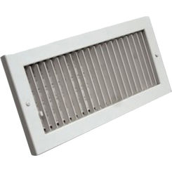 Click here to see Shoemaker 955-14X10 14X10 White Vent Cover - Shoemaker 955 Series