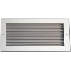 Click here to see Shoemaker 907-14X24 14x24 White Vent Cover (Aluminum) - Shoemaker 907
