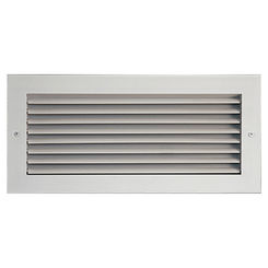 Click here to see Shoemaker 915-32X10 32X10 White Vent Cover (Aluminum) - Shoemaker 915 Series