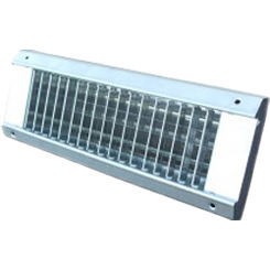Click here to see Shoemaker USR34-SC-12X4 12X4 White Vent Cover (Galvanized Steel)-Shoemaker USR34-SC Series