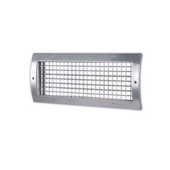 Click here to see Shoemaker RS34-SC-16X6G 16X6 White Vent Cover (Galvanized)-Shoemaker RS34-SC-GALV Series