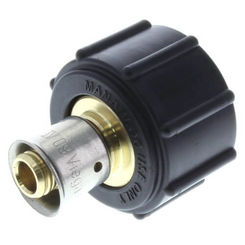 Click here to see Viega 96101 Viega 96101 PEX Press Port Adapter, 3/8