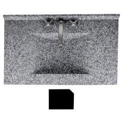 Click here to see Swanstone CV1B2237BL.042 Swanstone CV1B2237BL-042 Gray Granite 22