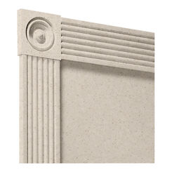 Click here to see Swanstone TC00105TR.051 Swanstone TC-105TR-051 Tahiti Sand Trim Kit For 96