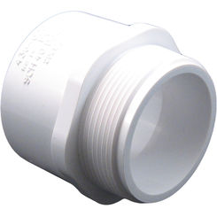 Click here to see Commodity  Schedule 40 PVC 2 Inch Male Adapter