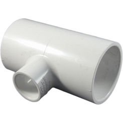 Click here to see Commodity  Schedule 40 PVC 1-1/4x1-1/4x1/2 Inch Tee