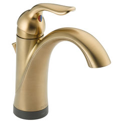 Click here to see Delta 538T-CZ-DST Delta 538T-CZ-DST Lahara Single Handle Touch2Oxt Bathroom Faucet