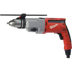 Click here to see Milwaukee 5387-22 Milwaukee 5387-22 Heavy Duty Corded Hammer Drill Kit, 120 V, 8.5 A, 1/2 in Keyed Chuck