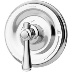 Click here to see Symmons 5400-ORB-TRM Symmons 5400-ORB-TRM Oil-Rubbed Bronze Degas Series Shower Valve