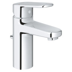 Click here to see Grohe 33170002 GROHE 33170002 Europlus Single-Hole Lavatory Faucet - Starlight Chrome