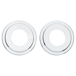 Click here to see Grohe 45821000 Grohe 45821000 Escutcheon in StarLight Chrome