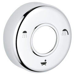 Click here to see Grohe 45435000 Grohe 45435000 Escutcheon in StarLight Chrome