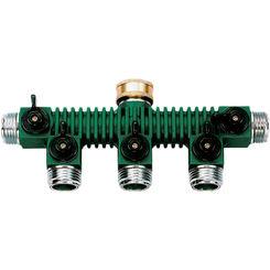 Click here to see Orbit 62019N Orbit 62019N Zinc Hose Faucet Manifold