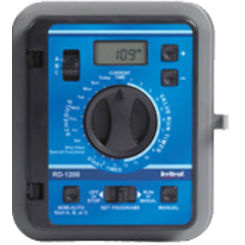 Click here to see Irritrol RD600-INT-R Irritrol Rain Dial-R 6 Station Indoor Controller - Irritrol RD600-INT-R