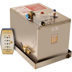 Click here to see Thermasol DS-2-650 Thermasol DS-2-650 Day Spa 2-Room Steam Generator, 600 - 240VAC