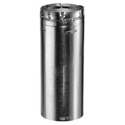 Click here to see M&G DuraVent 22GV18A DuraVent 22GV18A Type B Gas Vent 22-Inch Round Adjustable Pipe
