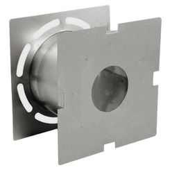 Click here to see M&G DuraVent FSWPT6 DuraVent 6-Inch FasNSeal Wall Pass Through - FSWPT6