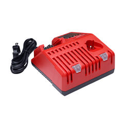 Click here to see Milwaukee 48-59-1812 M18 M12 48-59-1812 Multi-Voltage Battery Charger, 3 Ah, 1 hr, 1 Battery