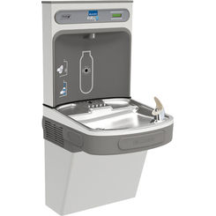 Click here to see Elkay EZS8WSSK Elkay EZS8WSSK EZH2O Bottle Filling Station with Single ADA Cooler, Stainless