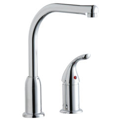 Click here to see Elkay LK3000CR Elkay LK3000CR Everyday Kitchen Deck Mount Faucet with Remote Lever Handle Chrome