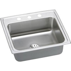 Click here to see Elkay DLR252210PD3 Elkay DLR252210PD3 Single Bowl Sink