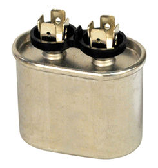 Click here to see Mars 12929 Mars 12929 Motor Run Capacitor, 5 MFD, 440V, Oval