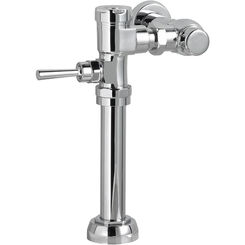 Click here to see American Standard 6047.161.002 American Standard 6047.161.002 Chrome Exposed Manual Flushometer