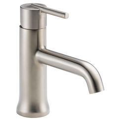 Click here to see Delta 559LF-SSLPU Delta 559LF-SSLPU Trinsic Single-Handle Lavatory Faucet (Stainless Steel)