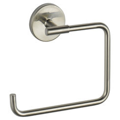 Click here to see Delta 759460-SS Delta 759460-SS Trinsic Brilliance Stainless Towel Ring