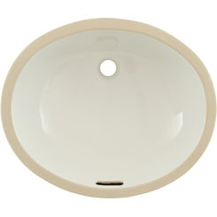 Click here to see Toto LT579G#01 Toto LT579G Cotton White Rendezvous Undercounter Lavatory with SanaGloss ADA