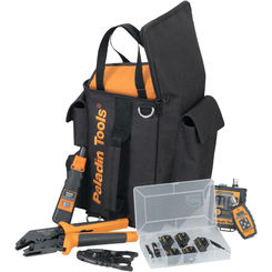 Click here to see Greenlee PA4934 Greenlee PA4934 Ultimate Data-Ready Pro Tool Kit
