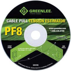 Greenlee PF8