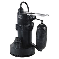 Click here to see Little Giant 505700 Little Giant 505700 5.5-ASP Sump Pump