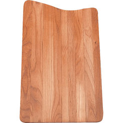 Click here to see Blanco 440227 Blanco 440227 Wooden Cutting Board (Fits Diamond 1-1/2 Bowl)(Red Alder)