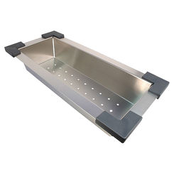 Click here to see Blanco 513520 Blanco 513520 Stainless Steel 17-1/4
