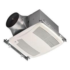 Click here to see Broan XN110H Broan-NuTone XN110H 110 CFM Single Speed Humidity Sensing Fan