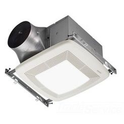 Click here to see Broan ZB80L Broan-NuTone ZB80L 80 CFM Multi-Speed Fan and Light
