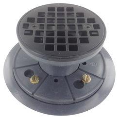 Click here to see Kohler 9135-2BZ Kohler K-9135-2BZ Round Design Tile-In Shower Drain - Oil Rubbed Bronze