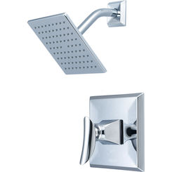 Click here to see Pioneer 4PR310T Pioneer 4PR310T Single-Handle Shower Trim Set in a  Classic Chrome Finish