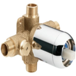 Click here to see Cleveland Faucet 45512 Moen CFG 45512 Rough In Valve with 1/2