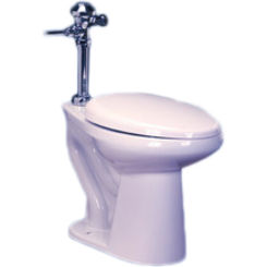 Click here to see Western Pottery 472 Western Pottery 472 ADA Elong Flush Valve Toilet