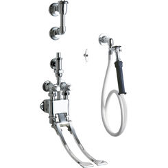 Chicago Faucet 910-G777-16KCP