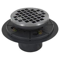 Click here to see Kohler 9135-G Kohler K-9135-G Brushed Chrome Tile-In Round Shower Drain
