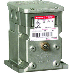 Click here to see Honeywell M6194E1006 Honeywell M6194E1006/U 302 lb-in, Floating Control, 24V Auxiliary Switch