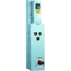 Click here to see Honeywell NXBK0040CS10200000 Honeywell NXBK0040CS10200000 40HP NXS VFD & 2 Contactor Cool Blue Bypass Variable Frequency Drive