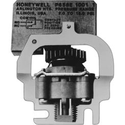 Click here to see Honeywell P658E1001 Honeywell P658E1001/U Panel Mounted Pneumatic / Electric Switch
